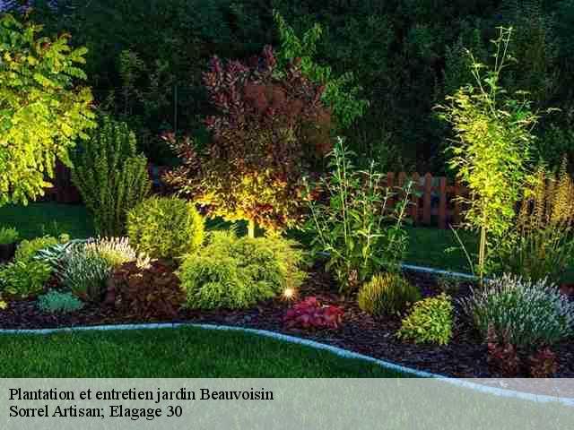 Entretien de jardin à Beauvoisin tél: 04.11.80.31.07