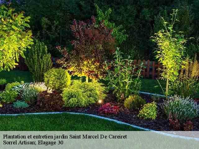 espace vert saint marcel